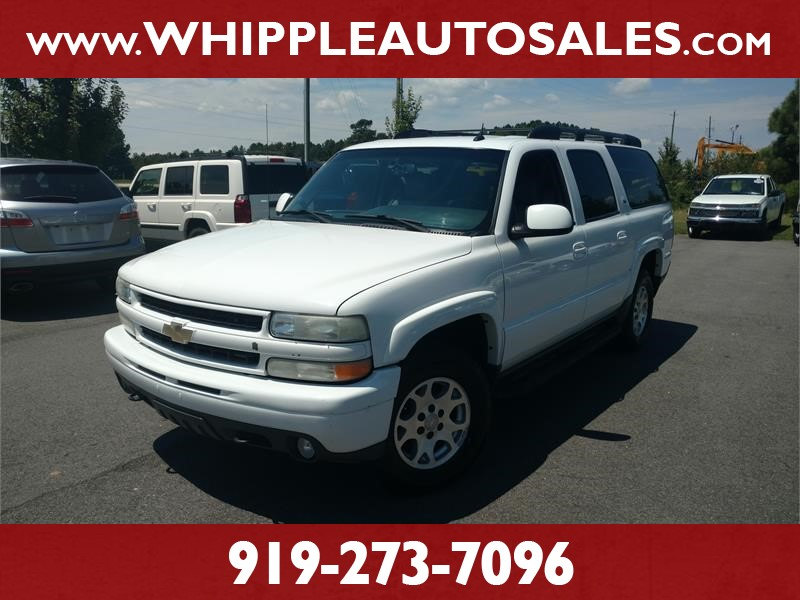 2005 CHEVROLET SUBURBAN Z71 for sale by dealer