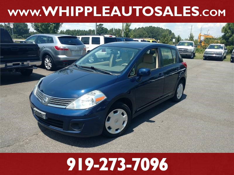 2009 NISSAN VERSA S (1-OWNER) for sale by dealer