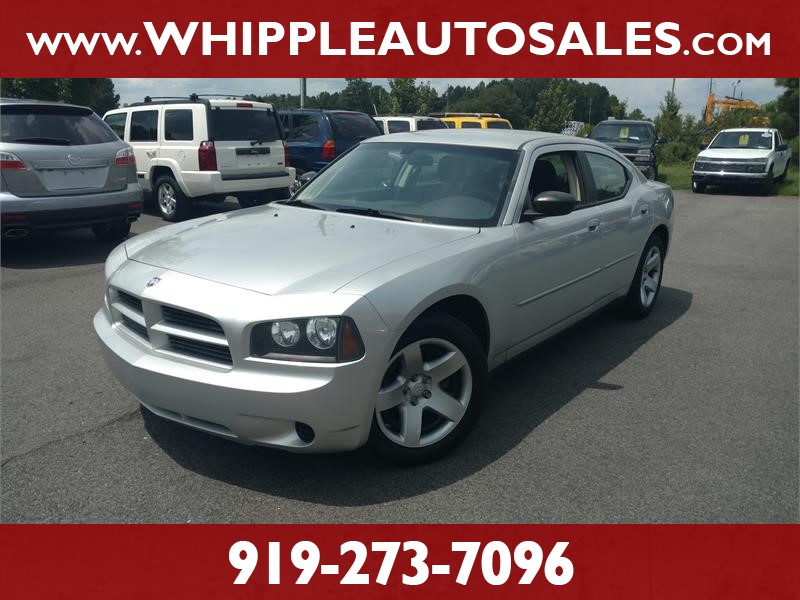 2010 DODGE CHARGER HEMI (1-OWNER) for sale by dealer