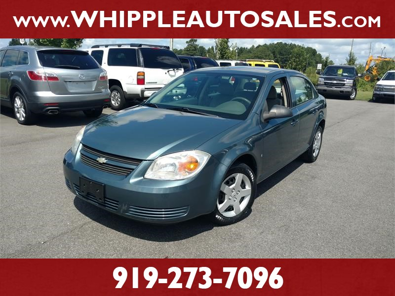 2006 CHEVROLET COBALT LS (1-OWNER) for sale by dealer