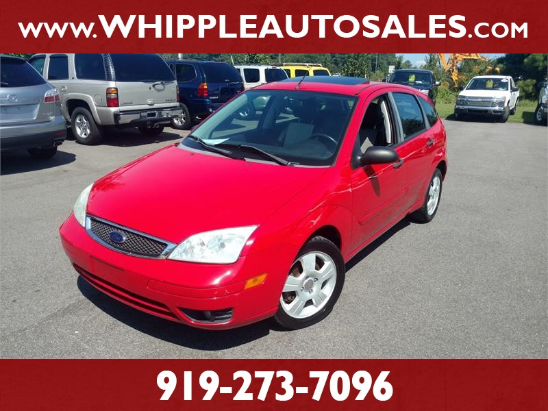 2007 FORD FOCUS SE for sale by dealer