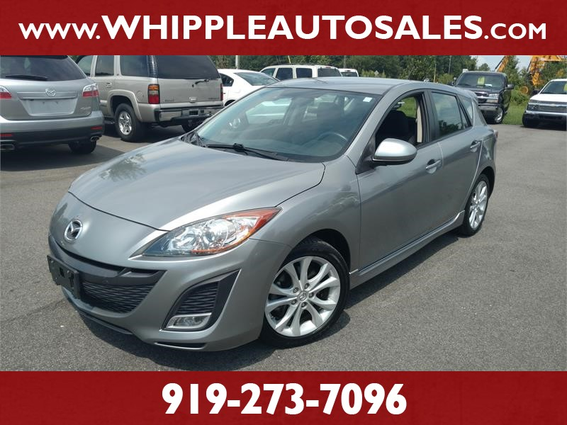 2010 MAZDA MAZDA3 2.5S for sale by dealer