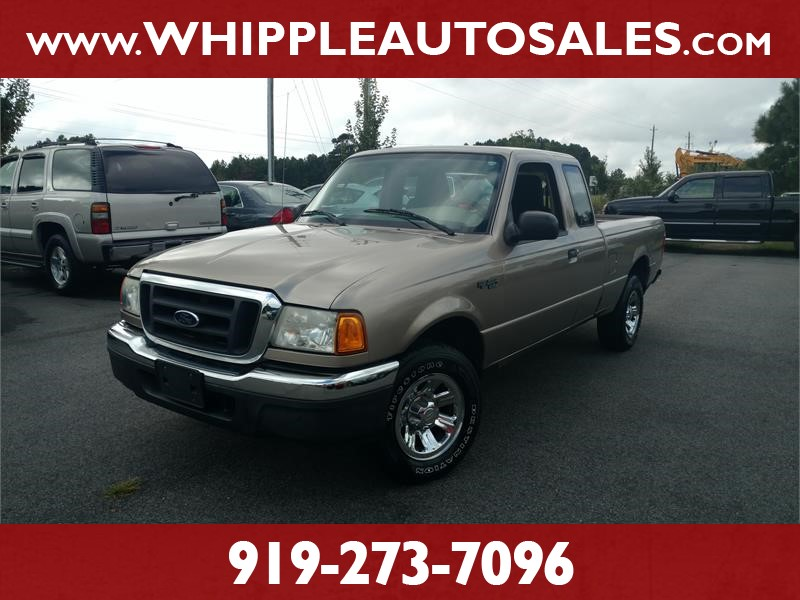 2004 FORD RANGER SUPERCAB XLT (1-OWNER) for sale by dealer