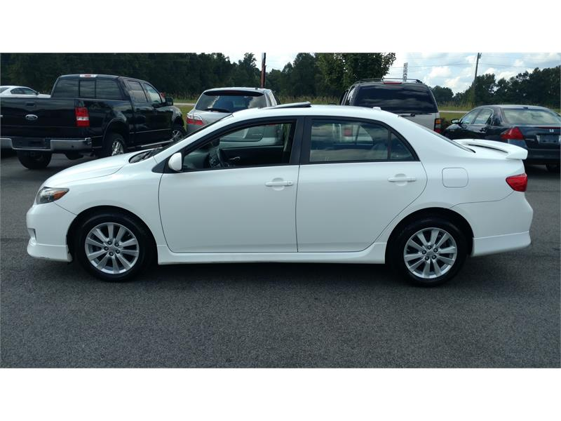 Clayton Auto Sales >> 2010 TOYOTA COROLLA S for sale in Clayton