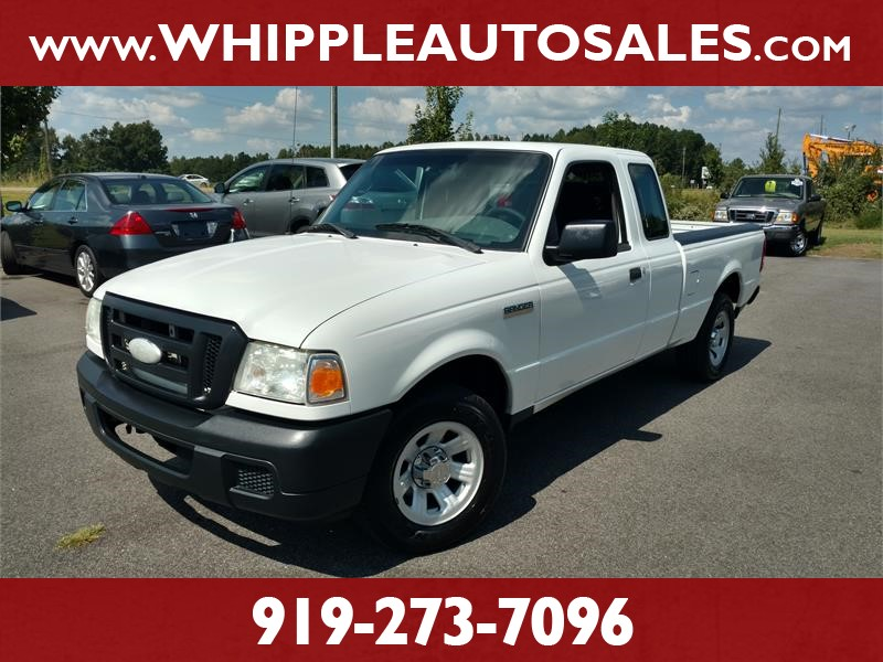 2007 FORD RANGER SUPERCAB XL (1-OWNER) for sale by dealer