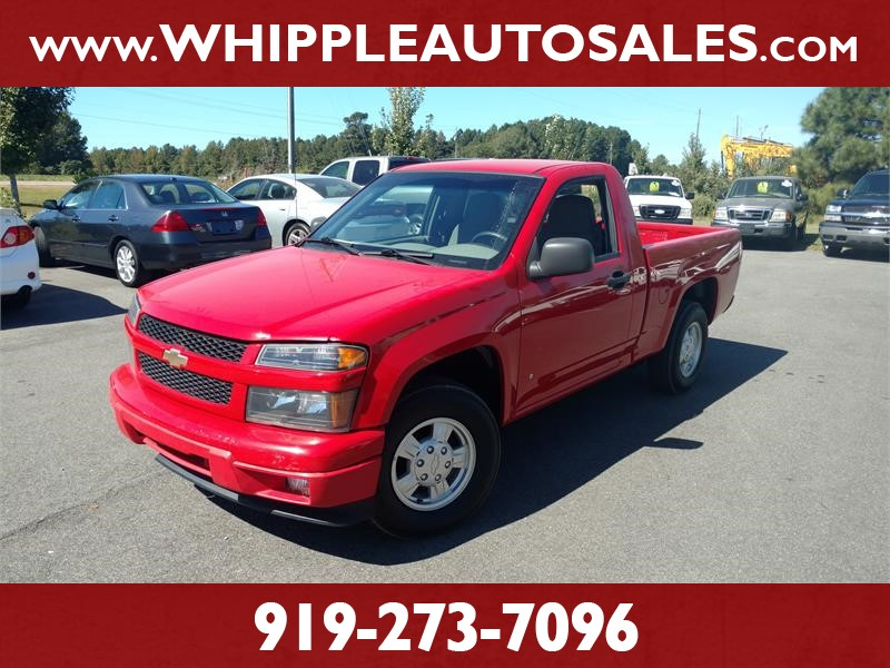 2007 CHEVROLET COLORADO LS (1-OWNER) for sale by dealer