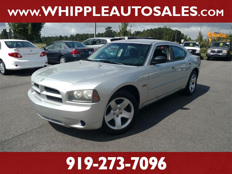 2009 DODGE CHARGER HEMI (1-OWNER) for sale by dealer
