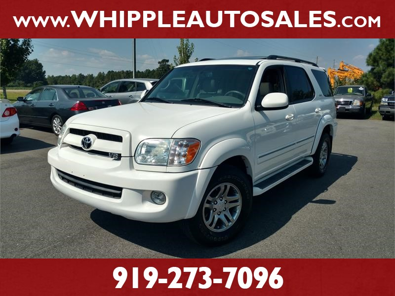 2007 TOYOTA SEQUOIA SR5 for sale!