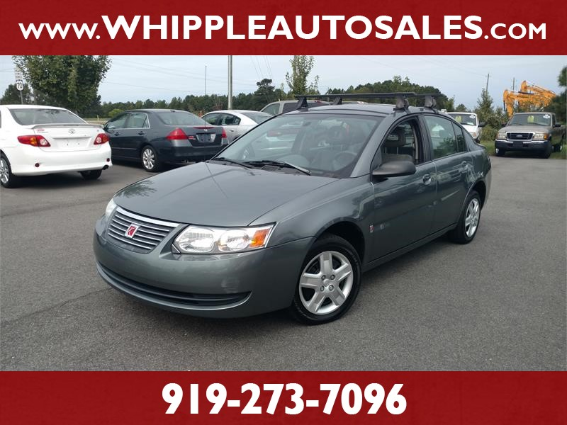 2007 SATURN ION 2 (1-OWNER) for sale by dealer