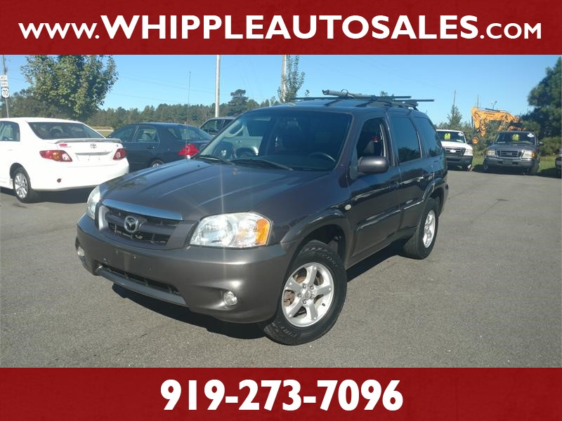 2006 MAZDA TRIBUTE S for sale by dealer