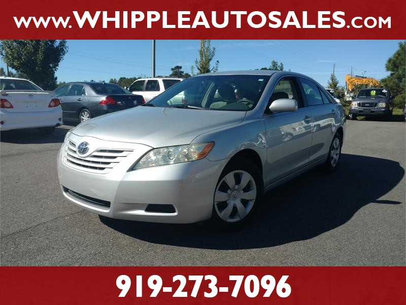 2007 TOYOTA CAMRY LE (1-OWNER) for sale by dealer