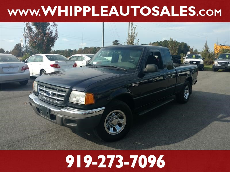 2003 FORD RANGER SUPERCAB XLT for sale by dealer