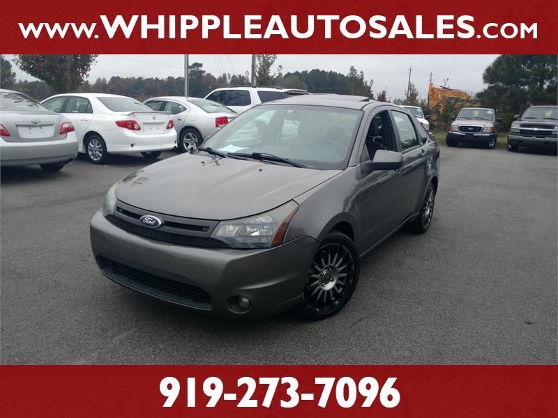 2011 FORD FOCUS SES for sale!