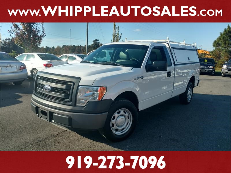2013 FORD F-150 (1-OWNER) for sale!