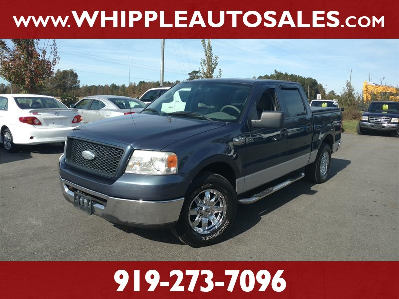 2006 FORD F-150 XLT SUPERCREW (1-OWNER) for sale!