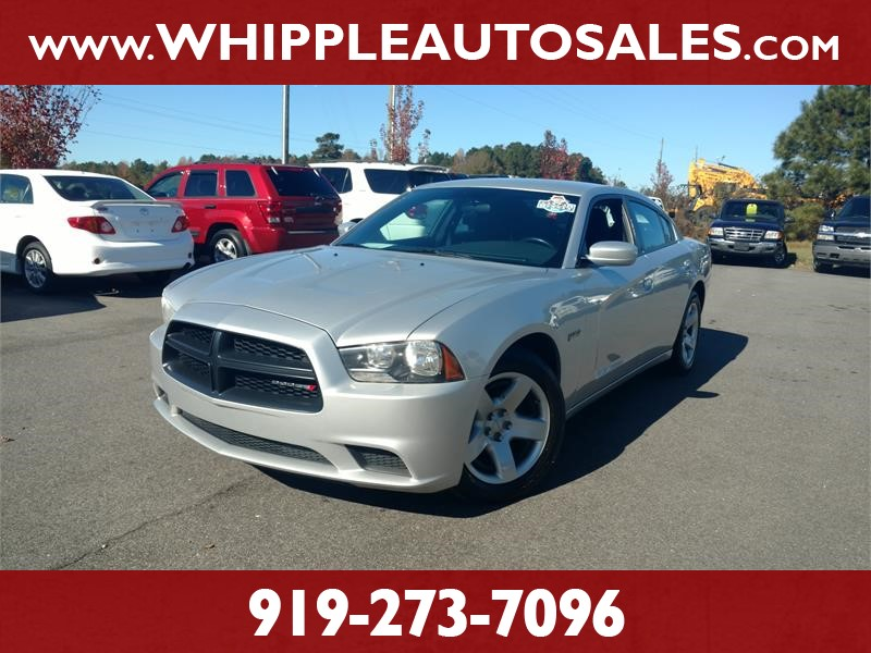 2012 DODGE CHARGER HEMI (1-OWNER) for sale by dealer