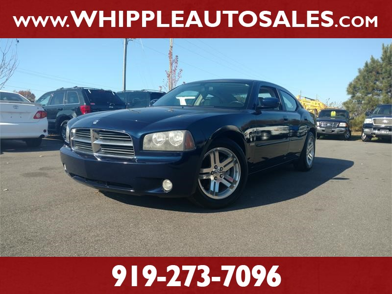 2006 DODGE CHARGER R/T for sale by dealer