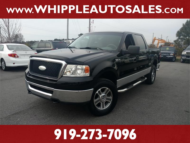 2007 FORD F-150 XLT SUPERCREW for sale by dealer