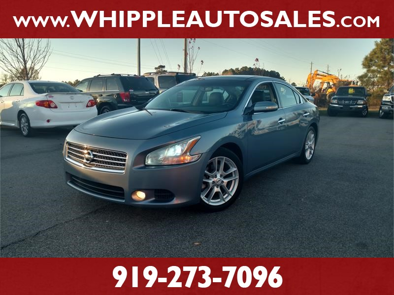 2010 NISSAN MAXIMA SV PREMIUM for sale by dealer