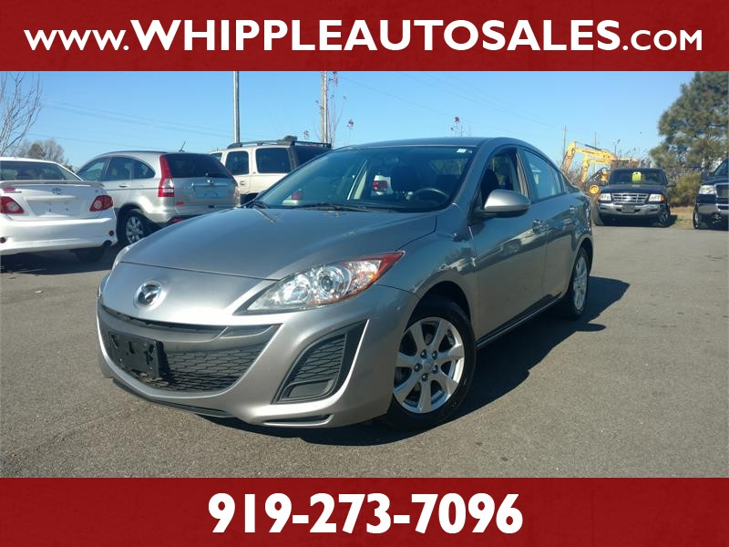 2011 MAZDA MAZDA3i for sale by dealer