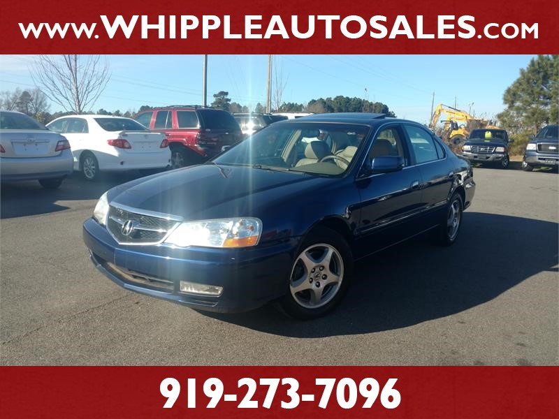 2003 ACURA 3.2TL for sale by dealer