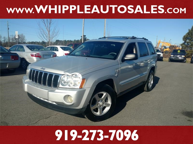 2005 JEEP GRAND CHEROKEE LIMITED for sale by dealer