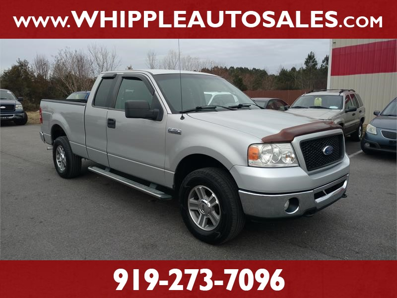 2006 FORD F-150 XLT SUPERCAB for sale!