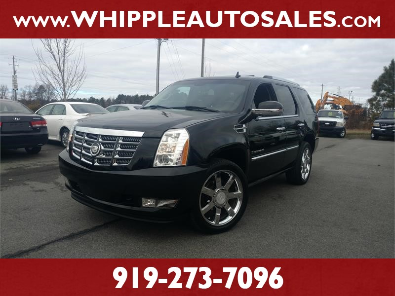 2007 CADILLAC ESCALADE LUXURY 2WD for sale by dealer