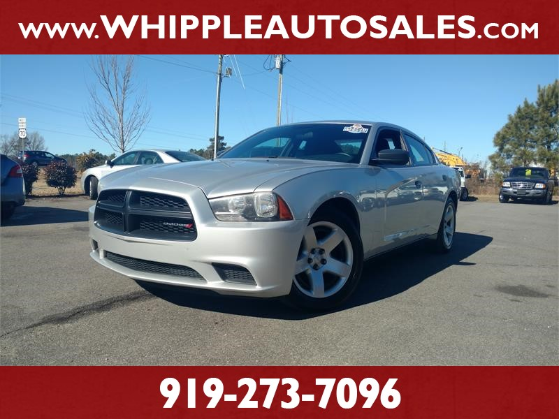 2013 DODGE CHARGER HEMI (1-OWNER) for sale!