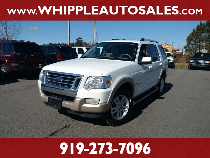 2007 FORD EXPLORER EDDIE BAUER for sale by dealer