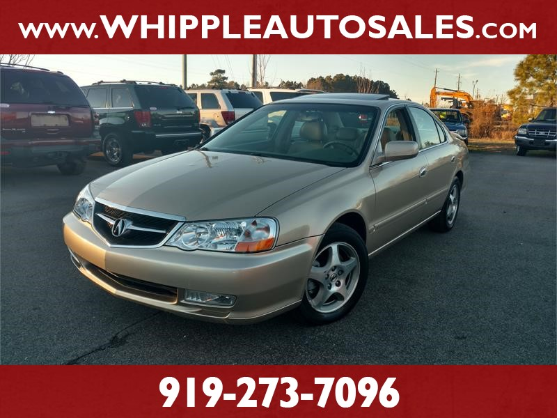 2003 ACURA 3.2TL w/ Nav for sale by dealer