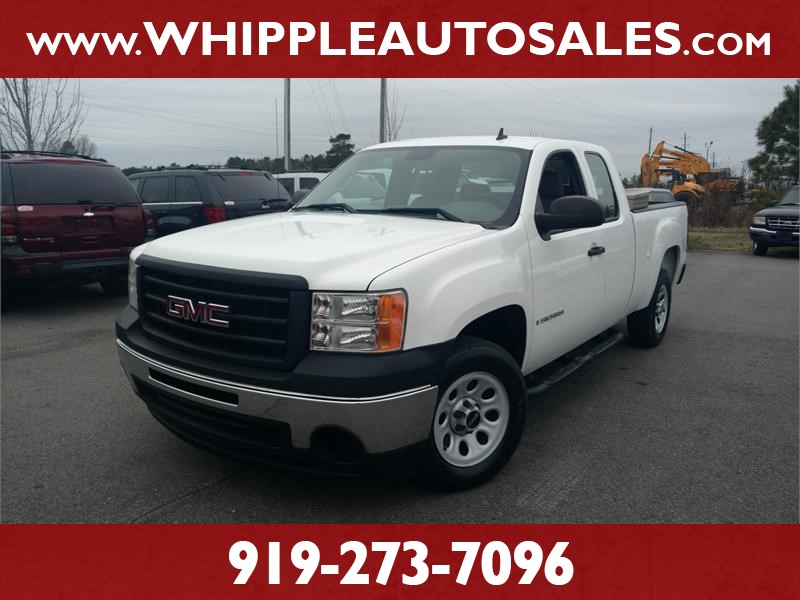 2009 GMC SIERRA C1500 for sale by dealer