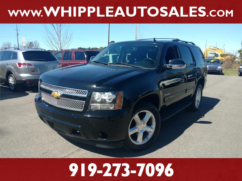 2012 CHEVROLET TAHOE LS for sale by dealer