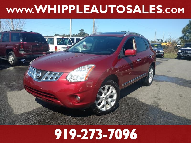 2012 NISSAN ROGUE SL (1-OWNER) for sale by dealer
