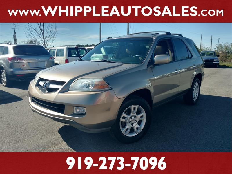 2006 ACURA MDX TOURING for sale by dealer