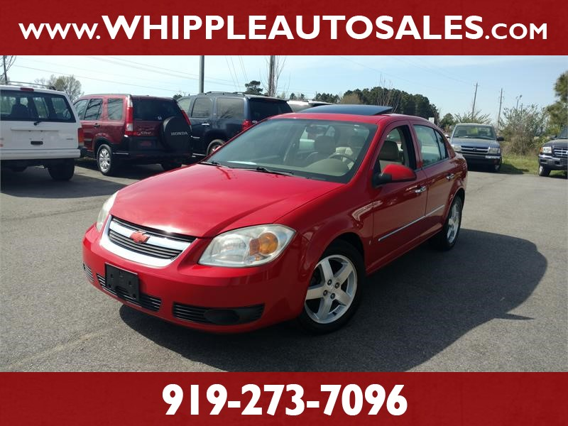 2006 CHEVROLET COBALT LTZ for sale by dealer