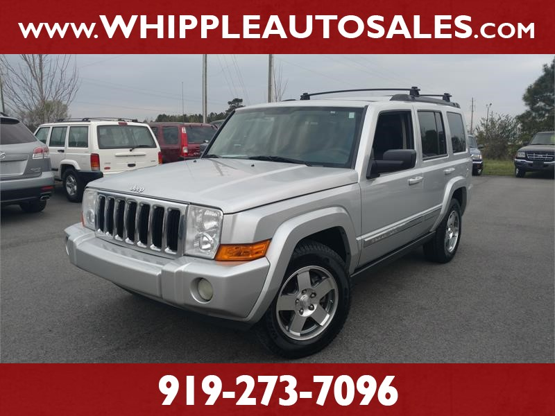 2010 JEEP COMMANDER SPORT for sale by dealer