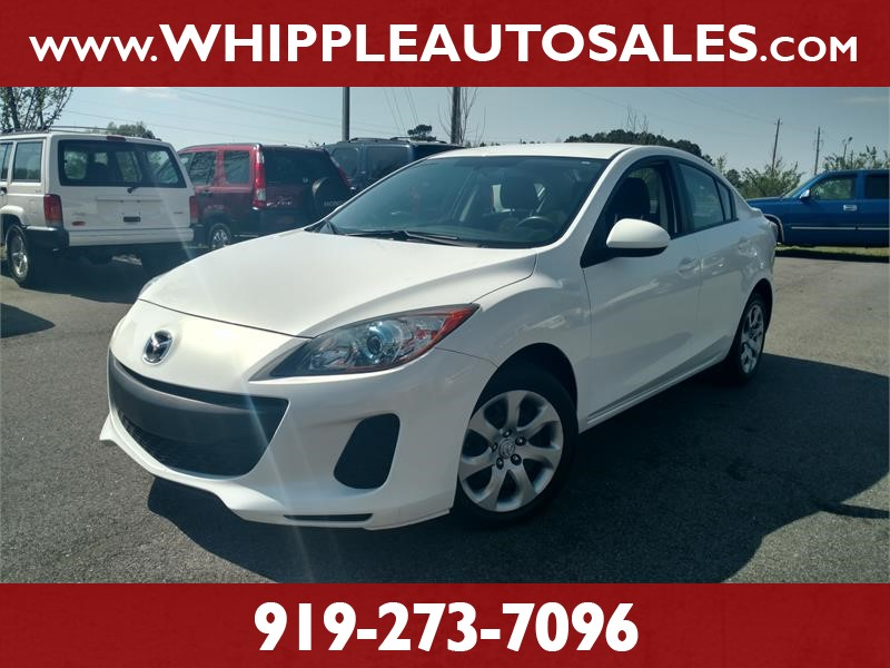 2013 MAZDA MAZDA3i Sport for sale by dealer