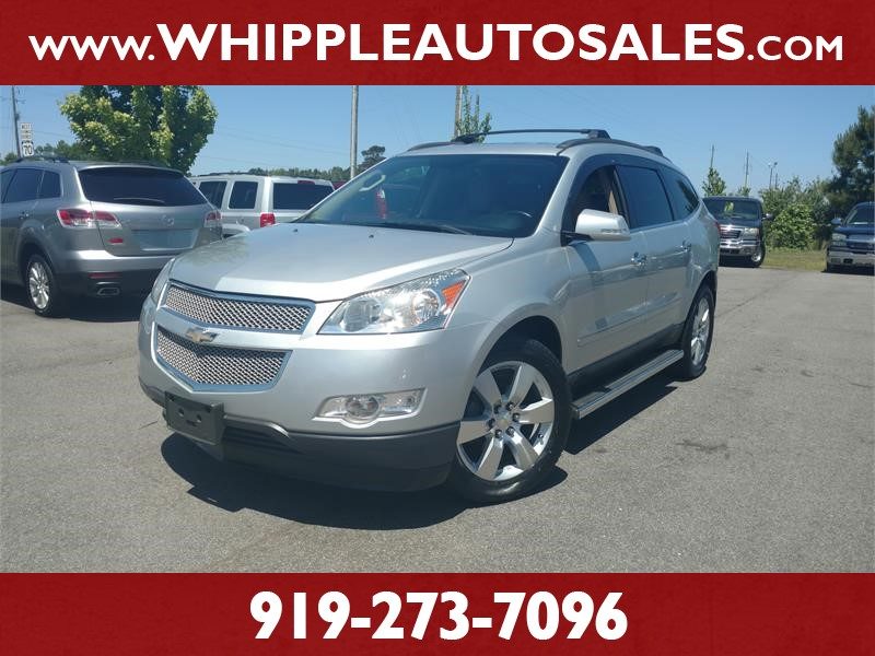 2011 CHEVROLET TRAVERSE LTZ for sale by dealer
