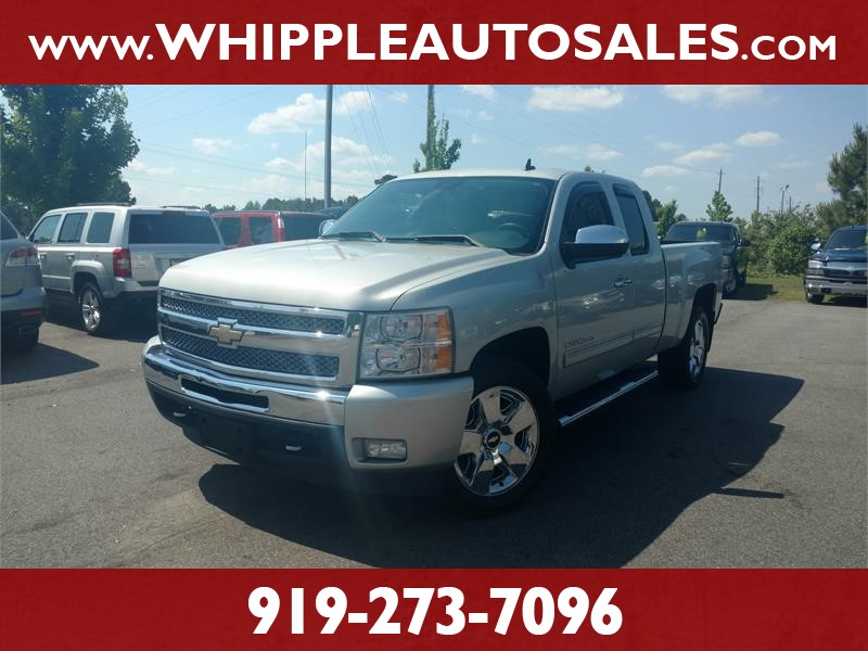 2010 CHEVROLET SILVERADO LT for sale by dealer