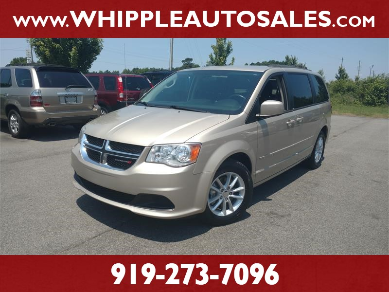2014 DODGE GRAND CARAVAN SXT for sale by dealer