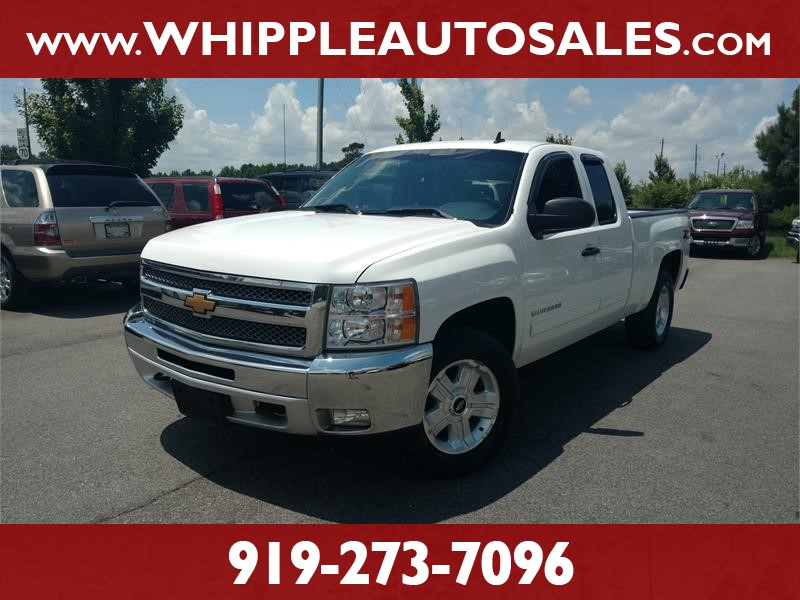 2013 CHEVROLET SILVERADO LT (1-OWNER) for sale by dealer