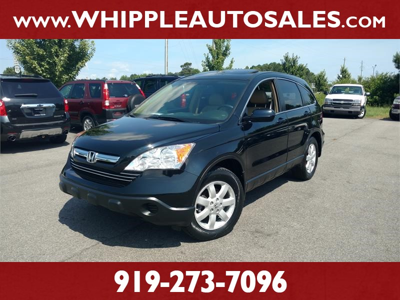 2008 HONDA CR-V EX-L for sale by dealer