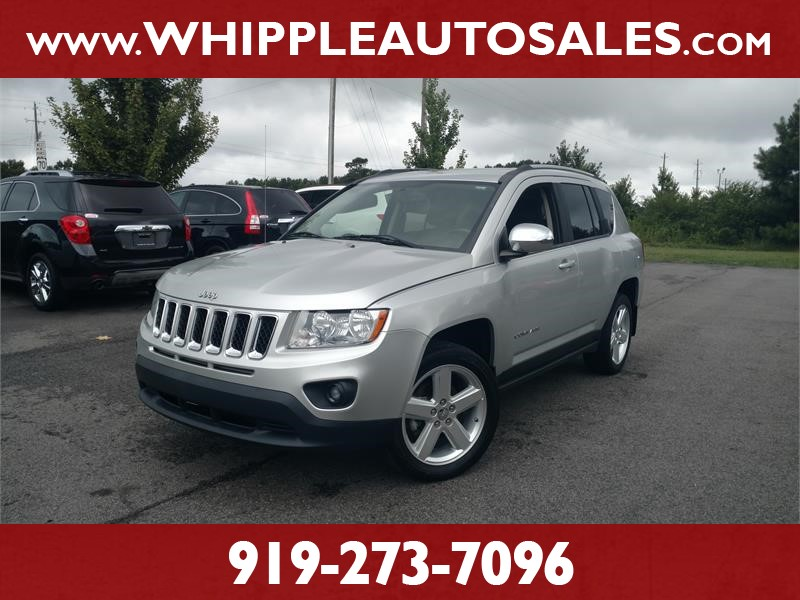 2012 JEEP COMPASS LIMITED for sale by dealer