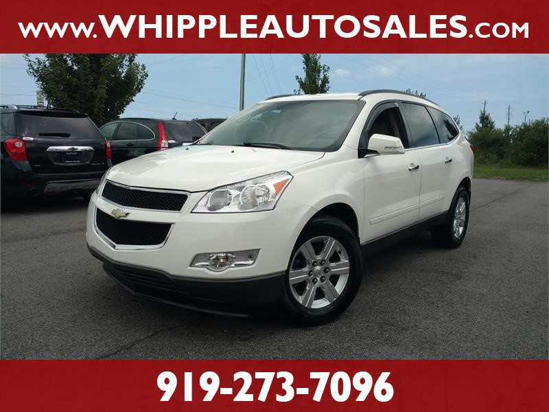 2012 CHEVROLET TRAVERSE 2LT AWD for sale by dealer