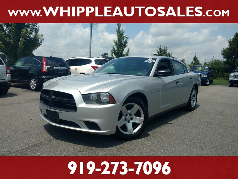 2014 DODGE CHARGER HEMI (1-OWNER) for sale by dealer