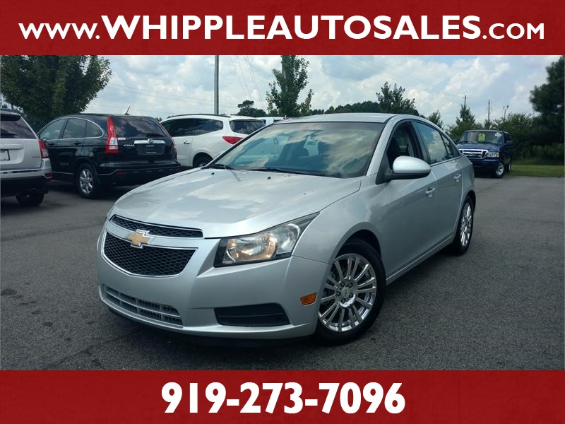 2011 CHEVROLET CRUZE ECO for sale by dealer