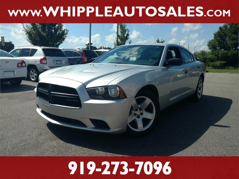 2013 DODGE CHARGER HEMI (1-OWNER) for sale by dealer
