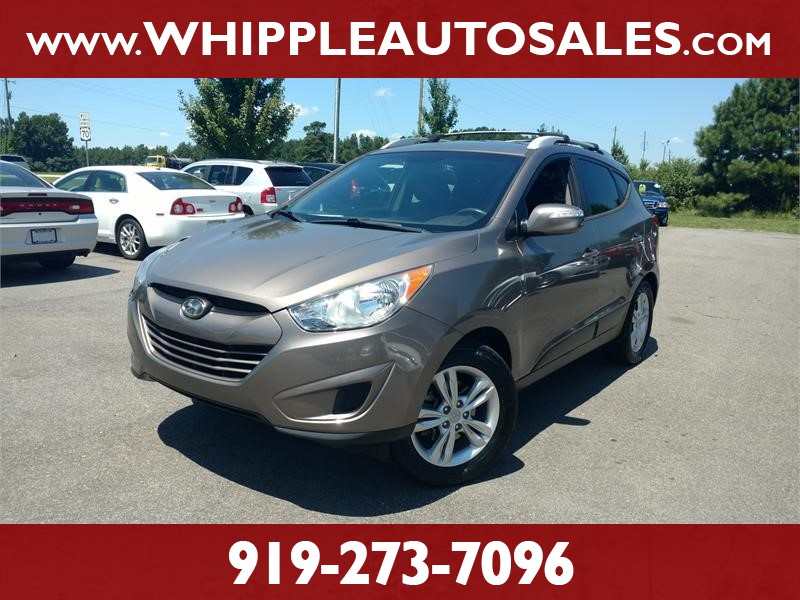 2012 HYUNDAI TUSCON LMITED for sale by dealer