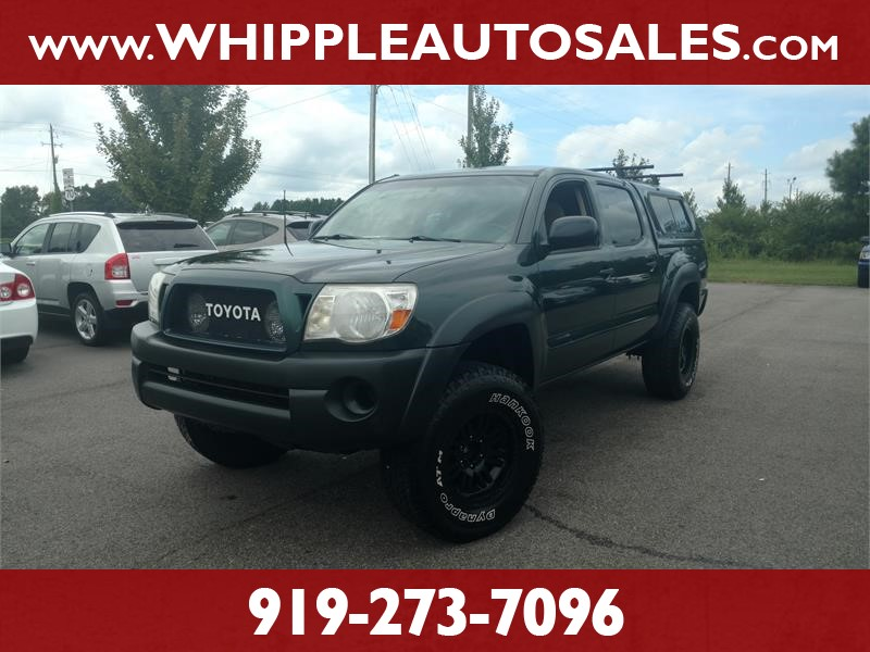 2009 TOYOTA TACOMA PRERUNNER DOUBLECAB for sale by dealer